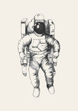 astronaut Arkivfoton