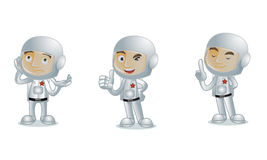Astronaut 2 vektor abbildung