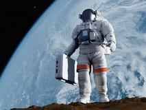 Astronaut vektor abbildung