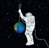 Astronaut Stockfotos