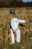 Astronaut alien Stock Image