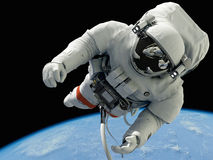 The astronaut Royalty Free Stock Images