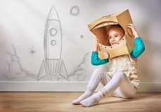 Astronaut Stock Image