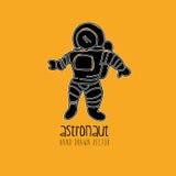 Astronaut design Royalty Free Stock Photos