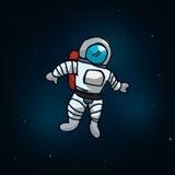 Astronaut design Stock Photo