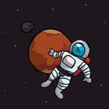 Astronaut design Stock Photography