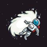 Astronaut design Stock Photos