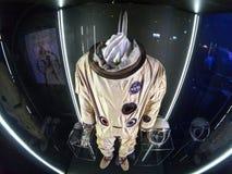 Astronaut space suit stock image