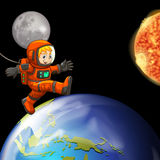 Astronaut  Stock Images