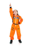 Astronaut: To Infinity and Beyond Stock Photography