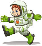 An astronaut Royalty Free Stock Image