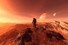 Astronauta libre illustration
