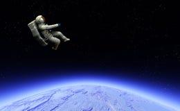 Astronauta 15 Fotografia Stock