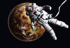 Astronauta Obrazy Stock