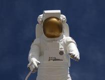 Astronauta Fotografia Stock Libera da Diritti