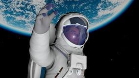 Astronauta Fotos de Stock
