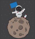 Astronauta Fotos de Stock Royalty Free