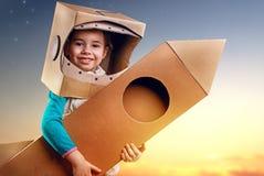Astronauta Imagem de Stock Royalty Free