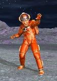 Astronauta Fotografia de Stock