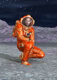 Astronauta Foto de Stock
