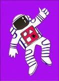 Astronauta Foto de archivo libre de regalías