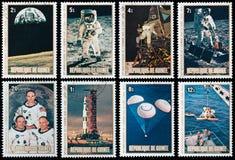 Astronauta americano Fotografía de archivo