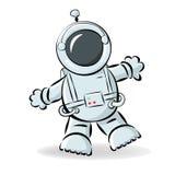 astronauta kosmos Obraz Stock