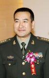 Astronauta Zhai Zhigang de China Foto de archivo