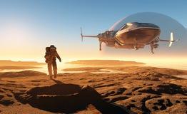 Astronaute Photo stock