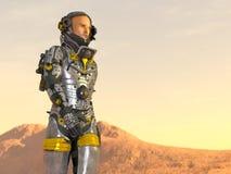 Astronaute Photographie stock