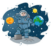 Astronaute image libre de droits