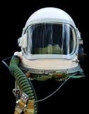 Astronaute/casque pilote Photos libres de droits