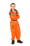 Astronaute : Futur astronaute Standing Images libres de droits