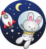 astronautkanin Royaltyfria Foton