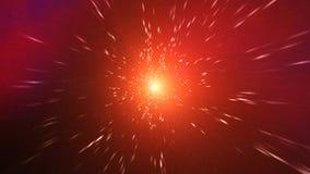 Astronautyczna łoktusza planetować ilustracja wektor