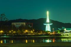 Astronautyczna igła przy expo parkiem w Daejeon Obraz Stock