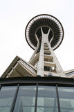 Astronautyczna igła w Seattle Zdjęcia Stock