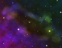 Astronautyczna tekstura Zdjęcia Royalty Free