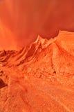 Astronautyczny krajobraz Zdjęcia Stock