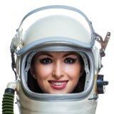 Astronautyczny piękno zdjęcie stock