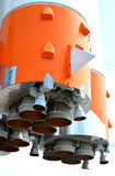 Astronautyczny rakietowy silnik Zdjęcia Royalty Free