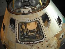 Astronautyczny rzemiosło moduł obraz royalty free