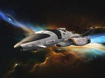 Astronautyczny statek obrazy royalty free