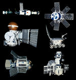 Astronavi royalty illustrazione gratis