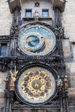 Astronimical clock in Prague, Czech Republic Stock Photography