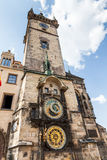 Astronimical clock in Prague, Czech Republic Stock Image