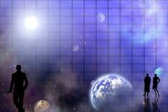 astronomi Arkivbilder