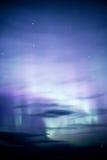 Astronomia di Aurora Borealis Alaska Night Sky dell'aurora boreale immagini stock libere da diritti