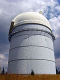 Astronomic observatory in Rozhen Royalty Free Stock Images