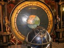 Astronomic zegar Obrazy Royalty Free